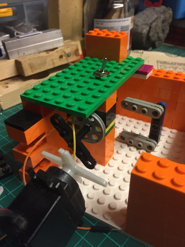 Useless Box – The Finger (Pt 1) – I Made A Thing